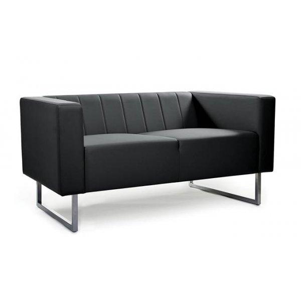ВЕНТА диван двухместный (экокожа) купить в Хабаровске