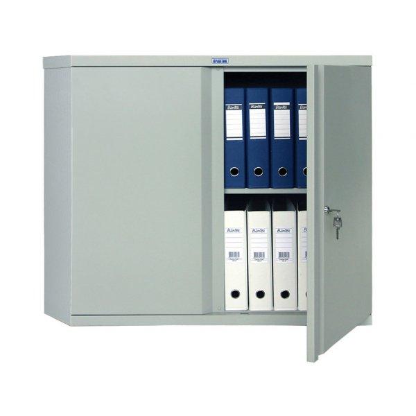 Шкаф металлический офис ПРАКТИК AM 0891