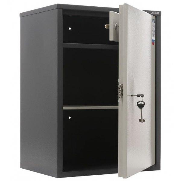 Металлический бухгалтерский шкаф ПРАКТИК SL-65Т