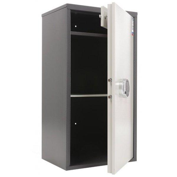 Металлический бухгалтерский шкаф ПРАКТИК SL-87Т EL