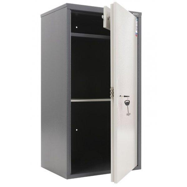 Металлический бухгалтерский шкаф ПРАКТИК SL-87Т