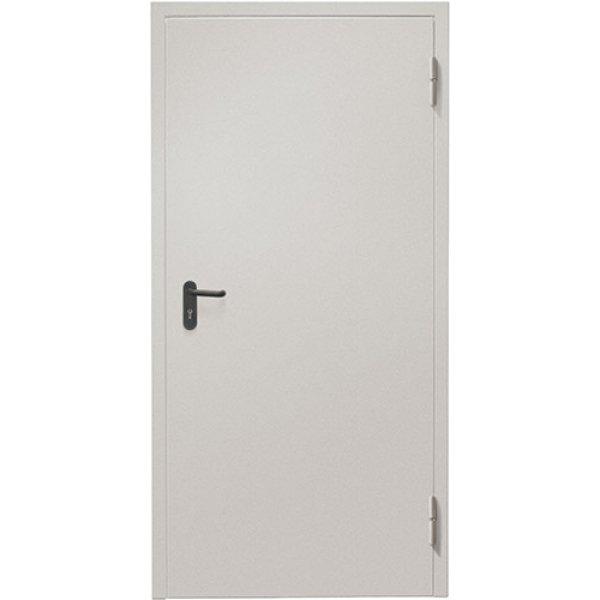 Металлическая дверь противопожарная ДП-1, (2050х850 мм) толщина 98 мм